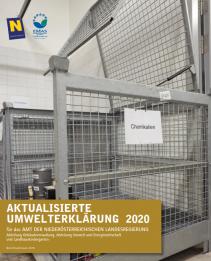 Aktualisierte Umwelterklärung 2020