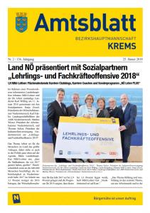 Amtsblatt BH Krems