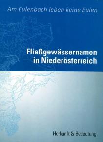 Fließgewässernamen in Niederösterreich