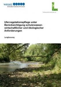 Ufervegetationspflege-Handbuch