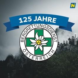 125 Jahre Bergrettung