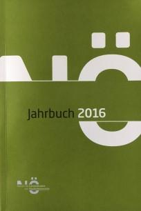 Jahrbuch für Landeskunde von Niederösterreich 82 (2016)