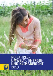 Umwelt- Energie- und Klimabericht 2013