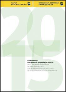 Kulturbericht 2015