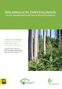 Waldbauliche Empfehlungen