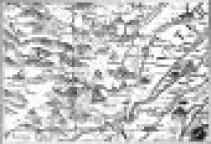 Der Bezirk Baden - Alte Ansichten und Schrifttum Broschüre