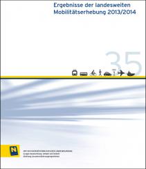 NÖ Landesmobilitätskonzept, Heft 35: Mobilität in NÖ - Ergebnisse der landesweiten Mobilitätserhebung 2013/2014 - Broschüre