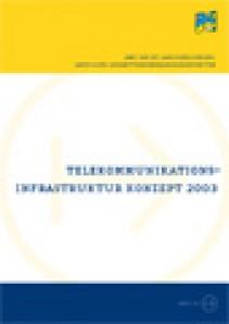 NÖ Landesverkehrskonzept, Heft 19; Telekommunikations-Infrastrukturkonzept - Broschüre