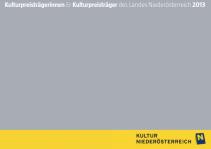 Kulturpreisträgerinnen und Kulturpreisträger 2013