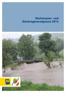 Hochwasser- und Starkregenereignisse 2014