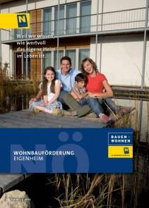 Wohnbauförderung Eigenheim Broschüre ALT - bis 31.03.2020