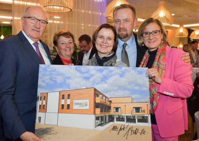 """Hotel """"Donau-Lodge"""" in Ybbs an der Donau offiziell eröffnet"""