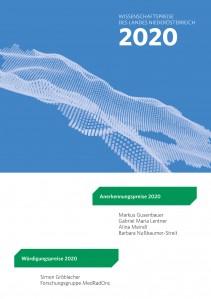 Wissenschaftspreise des Landes Niederösterreich 2020