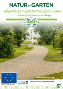 Wegebeläge im Grünraum - Natur im Garten