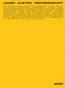 Lower Austria Contemporary 2020