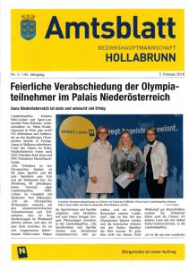 Amtsblatt BH Hollabrunn